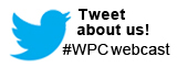 Tweet about us! #WPCwebcast